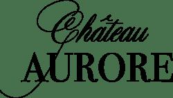 Lever de soleil sur les vignes du Château Aurore